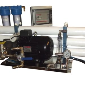Reverse osmosis watermaker Blue Gold ZERO image 21