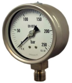 Gauges and Devices