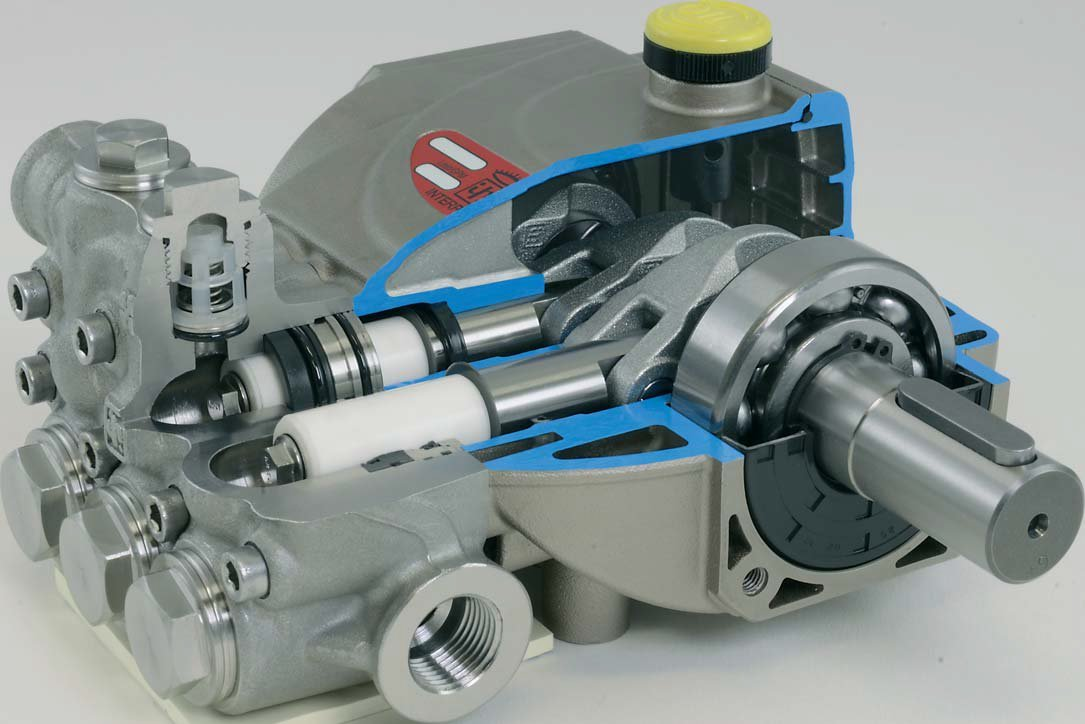 High Pressure Pumps | BLUE GOLD Watermakers